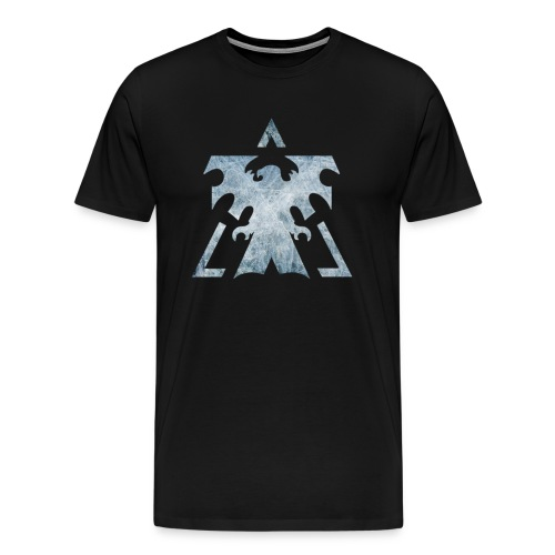 Frozen Terran T-Shirt (Men's) - Men's Premium T-Shirt