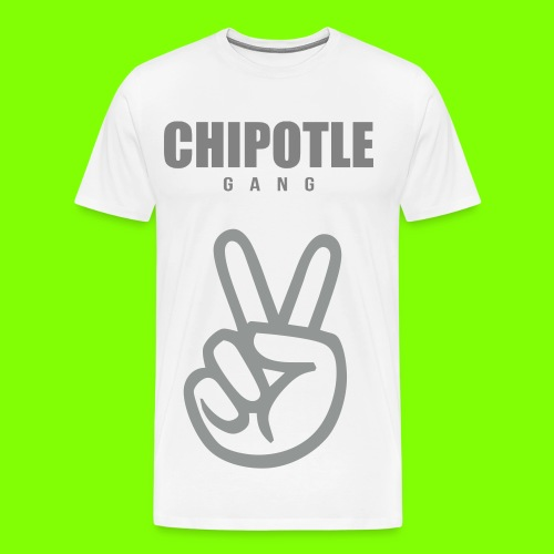 Chipotle T-Shirt - Men's Premium T-Shirt
