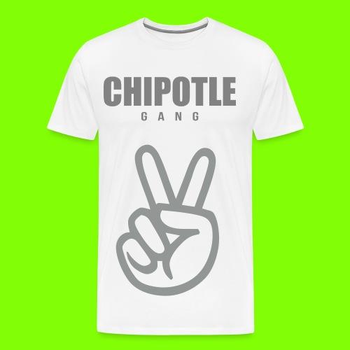 Chipotle T-Shirt - Men's Premium T-Shirt