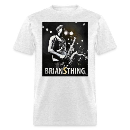 BriansThing Men's T-Shirt - Oxford Gray - Men's T-Shirt