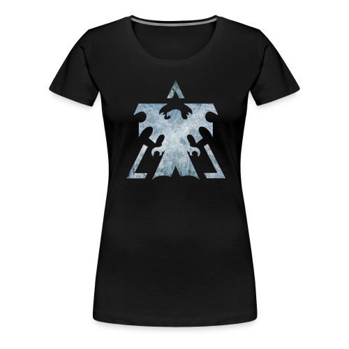 Frozen Terran T-Shirt (Women's) - Women's Premium T-Shirt