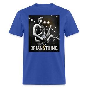 BriansThing Men's T-Shirt - Royal Blue - Men's T-Shirt