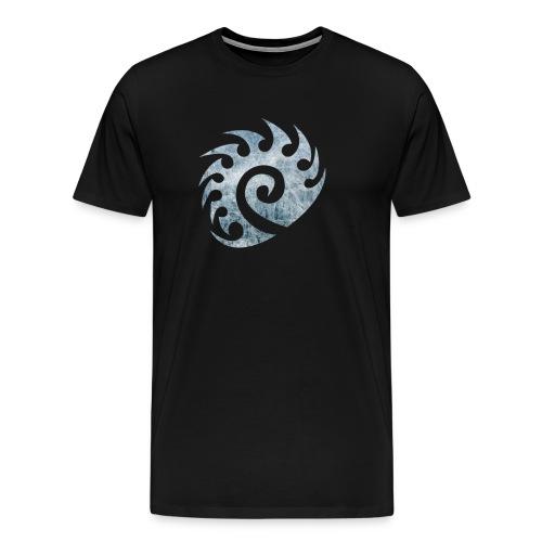 Frozen Zerg T-Shirt (Men's) - Men's Premium T-Shirt