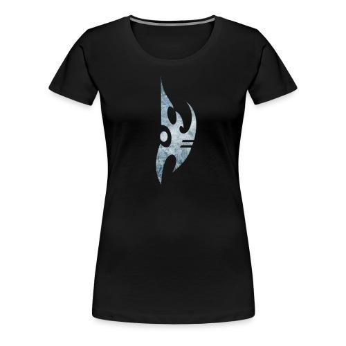 Frozen Protoss T-Shirt (Women's) - Women's Premium T-Shirt