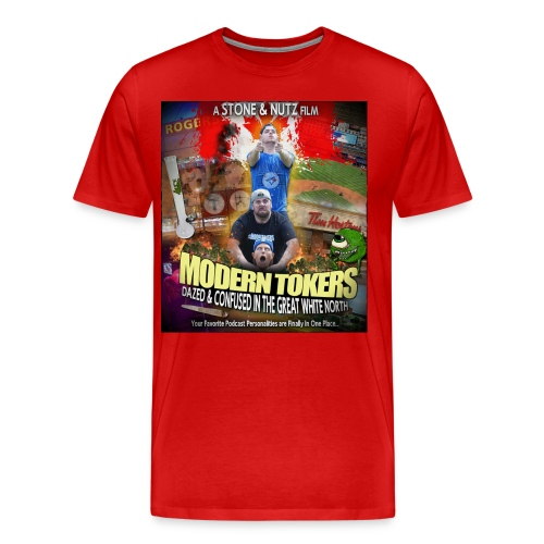 Modern Tokers Movie Shirt - Men's Premium T-Shirt
