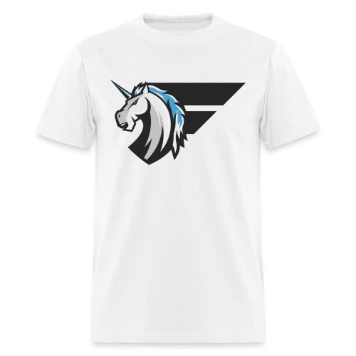 Fantastical Vicious Unicorn Tee Men - Men's T-Shirt
