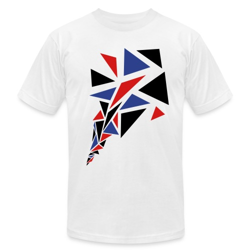 Reff Triangle Kite T-shirt  - Men's  Jersey T-Shirt
