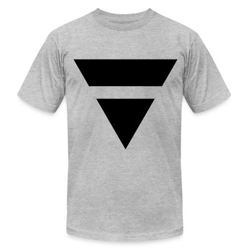 Reff Triad T-shirt  - Men's Fine Jersey T-Shirt