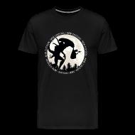 T-Shirts ~ Men's Premium T-Shirt ~ NEW COCOON ET ALIEN LOGO