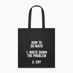 How To Do Math Bags & backpacks