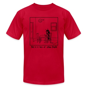 Other People (men's) - Men's Fine Jersey T-Shirt