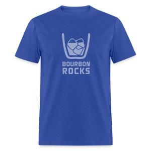 Bourbon Rocks - Mens - Men's T-Shirt