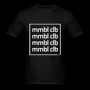 mumble club Men's Shirt - Men's T-Shirt