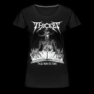 Women's T-Shirts ~ Women's Premium T-Shirt ~ Tales from the Tomb Womens
