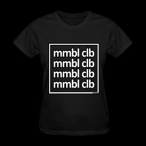 mumble club Girls' Shirt - Women's T-Shirt