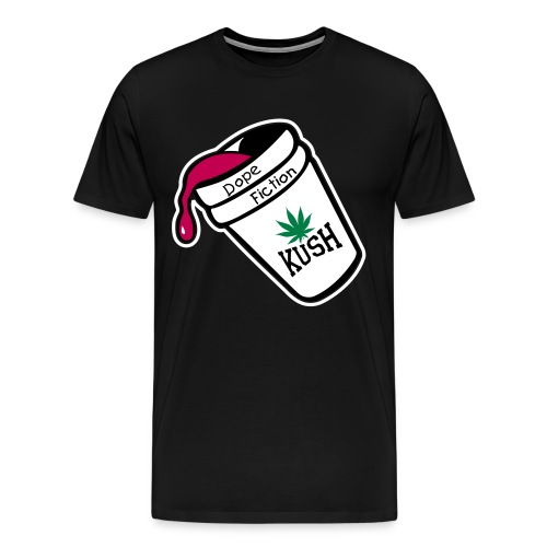 Muddy Cup  - Men's Premium T-Shirt