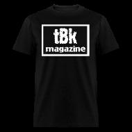 T-Shirts ~ Men's T-Shirt ~ TBK Magazine Wrestling Spoof
