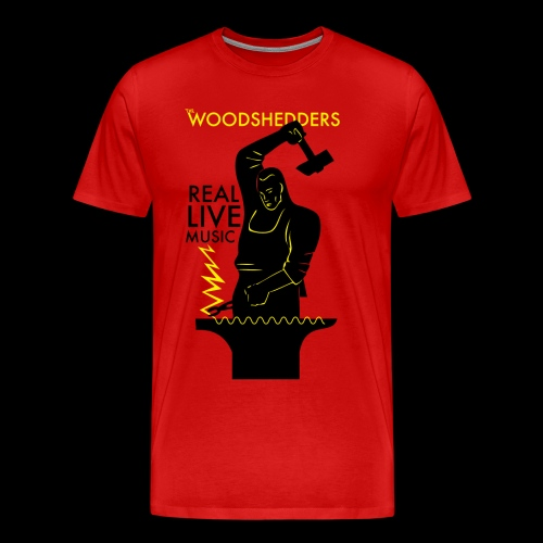 The Woodshedders Smith - Men's Premium T-Shirt