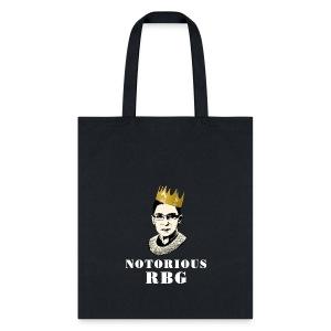 Notorious RBG tote - Tote Bag