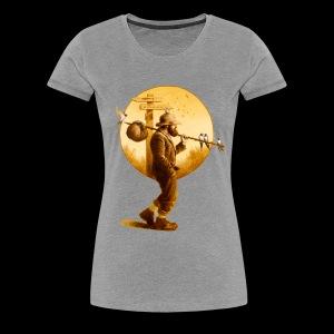 The Woodshedders' Hobo Women's T-Shirt - Women's Premium T-Shirt