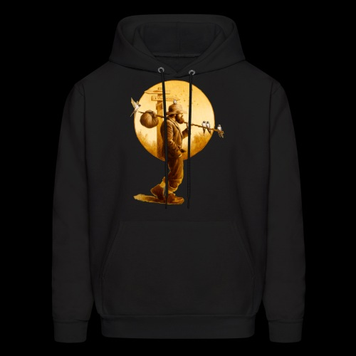 The Woodshedders Hobo Hoddie - Men's Hoodie