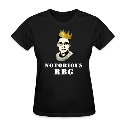 Notorious RBG - Women's T-Shirt
