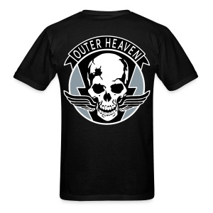 OUTER HEAVEN - Men's T-Shirt
