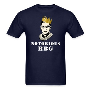 Notorious RBG Men's T-shirt - Men's T-Shirt