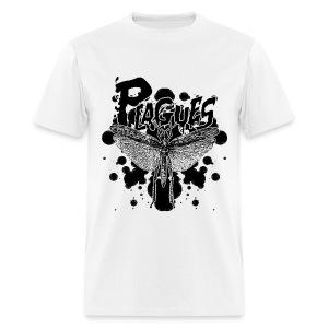 Locust - Men's (white) - Men's T-Shirt