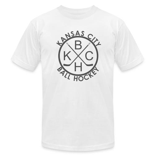 Kansas City Ball Hockey - Men's Fine Jersey T-Shirt