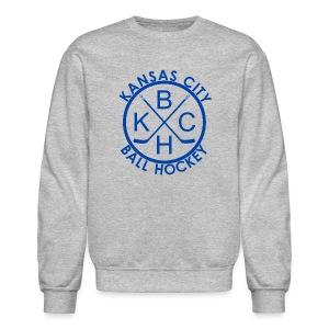 Kansas City Ball Hockey - Crewneck Sweatshirt