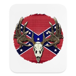 Rebel Buck - Mouse pad Vertical