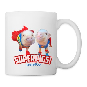 SuperPigs Coffee Mug - Coffee/Tea Mug