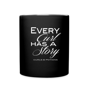 Every Curl Mug - Full Color Mug