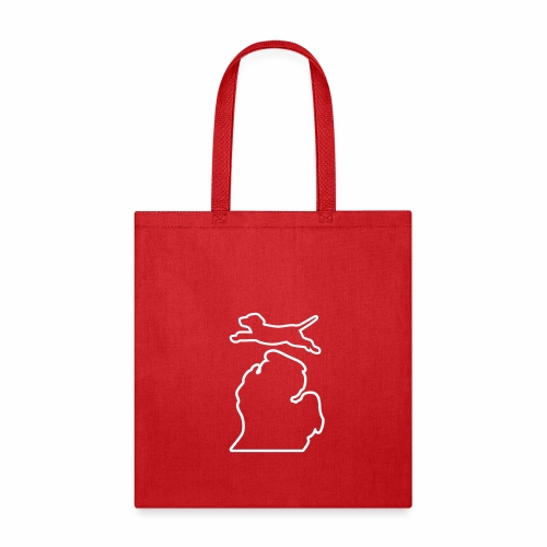lab outline bag - Tote Bag