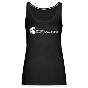 Winners NeverQuit - Women's Premium Tank Top