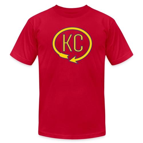 KC Landmark Shirt - Men's  Jersey T-Shirt