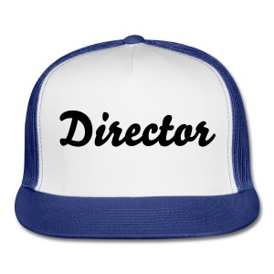 Official Tino G Director Hat - Trucker Cap