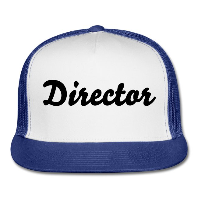 "Official Tino G ""Director"" Hat"