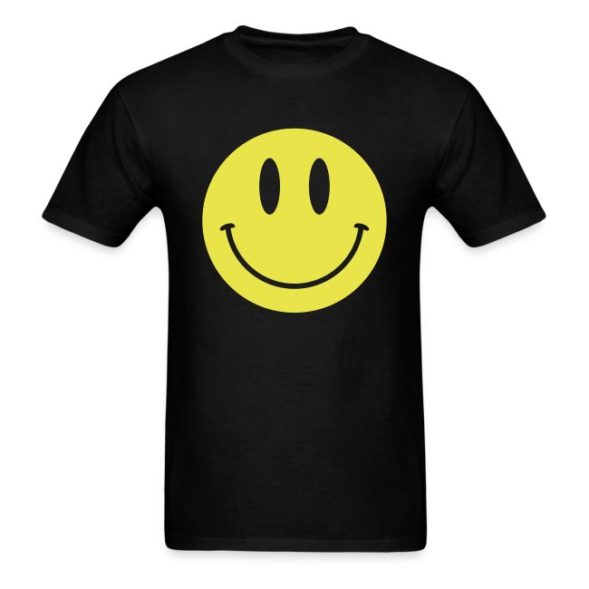 Smiley Gildan Shirt