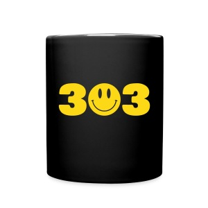 3O3 Mug - Full Color Mug
