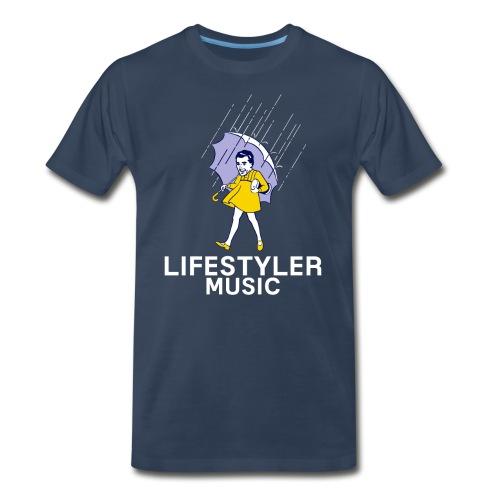 rain boy - Men's Premium T-Shirt