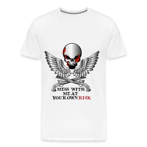 Don't Mess With Me - Men's Premium T-Shirt