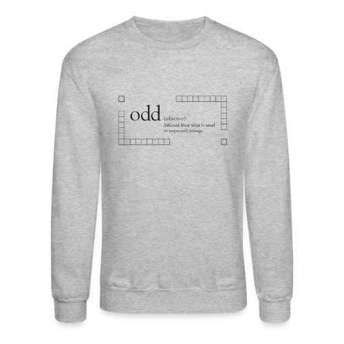 odd - Crewneck Sweatshirt