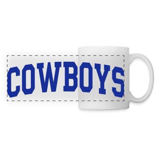 Cowboys Mug - Panoramic Mug