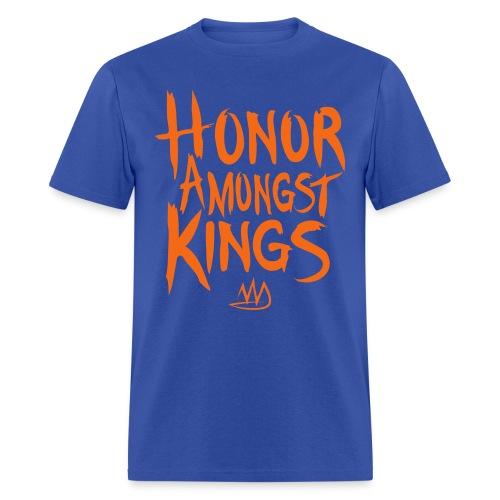 Honor Amongst Kings Royal/Orange - Men's T-Shirt