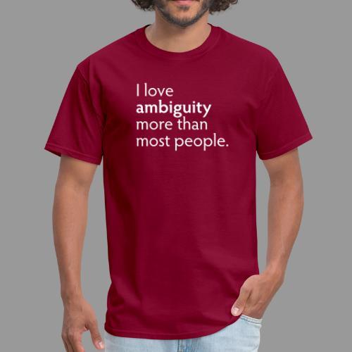 Ambiguity - Men's T-Shirt