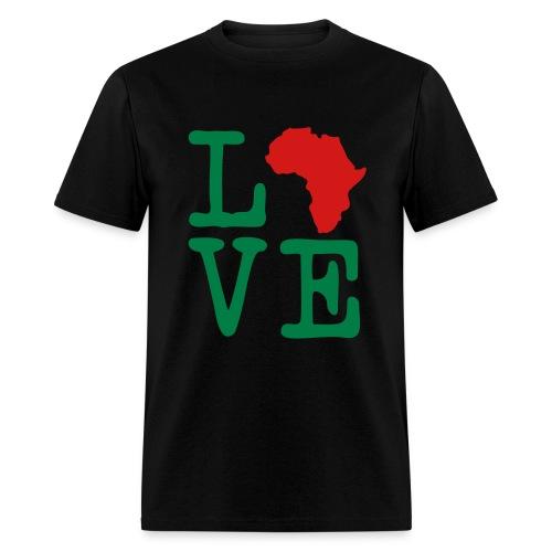 Love Africa - Men's T-Shirt