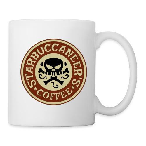 Starbuccaneer's Coffee Mug - Coffee/Tea Mug