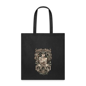 Tattooed Evil Girl - Tote Bag